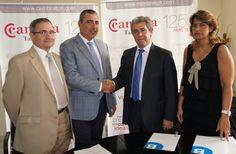 La Cambra de Tarragona i Banc Sabadell signen un conveni de col·laboració que inclou una línia de crèdit de 30 milions d'euros per les empreses