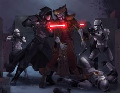 Star Wars-based original characters, commissioned by ZakathDJB. Slaying an Omwati (Commission) Star Wars Saga, Star Wars Clone Wars, War Novels, Star Wars Drawings, Star Wars The Old, Star Wars Outfits, Star Wars Concept Art, Star Wars Images, Star Wars Poster