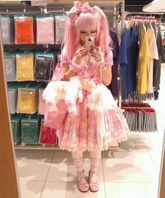 Kawaii sweet lolita