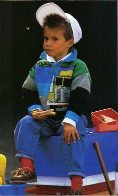 Trucktrui Gratis patroon Trucks, Knitting For Kids, Crochet, Boys, Style, Mud, Winter, Fashion, Knitting Sweaters
