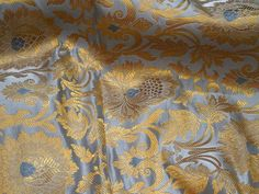 Grey Brocade Fabric by the Yard Banarasi Fabric Banaras Brocade Art Silk Wedding Dress Crafting Sewing Cushion Cover Home Décor Costume You can purchase from link or What's App no. is We also take wholesale inquiries. Brocade Fabric, Jacquard Fabric, Wedding Dress Crafts, Indian Fabric, Ikat Fabric, Printed Cotton, Cotton Silk, Fabric Design, Sewing Crafts
