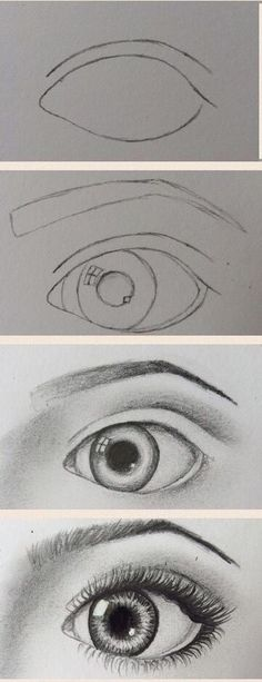 Need some drawing inspiration? Well you've come to the right place! Here's a list of 20 amazing eye drawing ideas and inspiration. Why not check out this Art Drawing Set Artist Sketch Kit, perfect for practising your art skills. Eye Drawing Tutorials, Drawing Techniques, Drawing Tips, Art Tutorials, Drawing Sketches, Painting & Drawing, Drawing Ideas, Learn Drawing, Drawing Reference