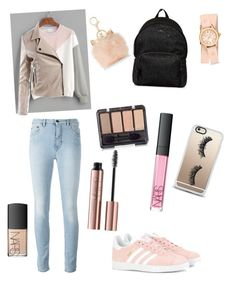 Designer Clothes, Shoes & Bags for Women Nars Cosmetics, Casetify, Adidas Originals, Back To School, Shoe Bag, Polyvore, Stuff To Buy, Shopping, Accessories