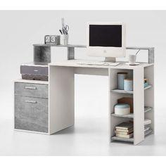 Computertisch ikea  Felix Home Office Wooden Corner Computer Desk In Plumtree   Ideas ...