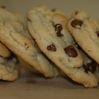 Soft chewy variant of Tollhouse chocolate chip cookies...... I have made these & they are great!