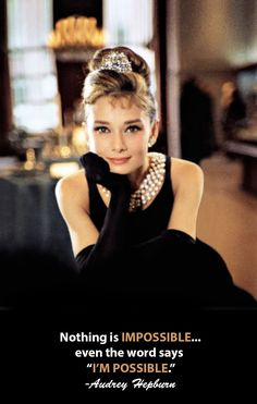 British actress and humanitarian, Audrey Hepburn, was a silver screen legend, most recognized for her iconic role and style in Breakfast at Tiffany's. She was the first actress to win an Oscar, a Golden Globe, and a BAFTA Award for a single performance, in addition to her Grammy, Emmy and Tony Award as well. Some…