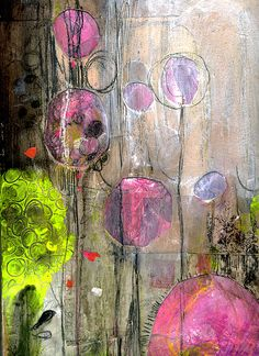 pinkBlack forest by andrea_daquino, via Flickr