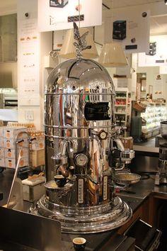Machine à Café New York !
