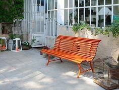 Louisiane Bench 150 cm Soffa | Fermob | Länna Möbler | Handla online