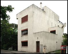 Maison type gratte-ciel [1924]- cité Frugès (Pessac) by RUAMPS ©, via Flickr