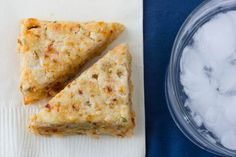 Recipe: Savory Scones with Goat Cheese and Sun-Dried Tomatoes