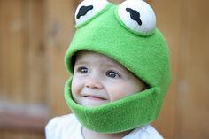 Muppet Kermit Mask