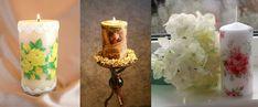 Living.cz - Vyrobte si vlastnoručně decoupage na svíčku