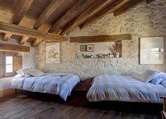 Fantásticos dormitorios shabby chic