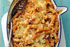 Kijk wat een lekker recept ik heb gevonden op Allerhande! Pasta met gehakt en kaas