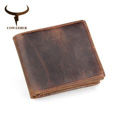 d52628429a1 Cowather Leather Men s Bifold Wallet   Price   25.96  amp  FREE Shipping