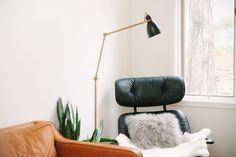 Living Room | bleubirdblog.com