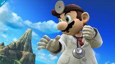 Dr Mario - Super Smash Bros., Wii U