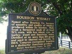 History of Bourbon in Kentucky #bourbon #Kentucky #Bluegrass