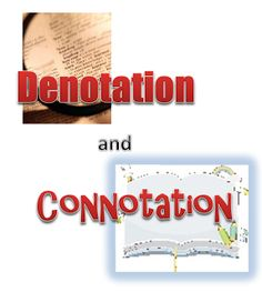 """FREE LANGUAGE ARTS LESSON - """"Denotation and Connotation Activity"""" - Go to The Best of Teacher Entrepreneurs for this and hundreds of free lessons.  5th - 7th Grade    #FreeLesson   #LanguageArts   http://www.thebestofteacherentrepreneurs.net/2012/11/free-language-arts-lesson-denotation.html"""