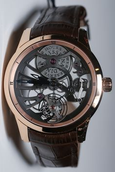 Ulysse Nardin Skeleton Tourbillon Manufacture Watch Hands-On