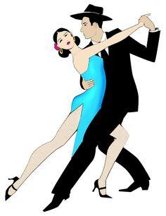 Ideas for tango dancing art Dancing Drawings, Art Drawings, Tango Art, Tango Dancers, Dance Paintings, Partner Dance, Argentine Tango, Salsa Dancing, Silhouette Art