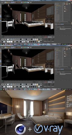 Hotel Room interior design for Software Architecture Design, Architecture Visualization, Architecture Plan, Hotel Room Design, Room Interior Design, Cabin Design, House Design, 3ds Max Design, Interior Presentation