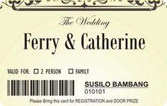 24 Gambar Undangan Pernikahan Unik Terbaik Dan Wedding Ceremony