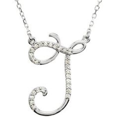Her J pendant from Draco