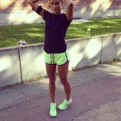 .@teresalopez | I am missing the hot summer days here in Sweden! Wearing a comfy t-shirt fro...