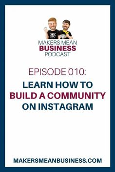 Warren Carlyle talks about building community on Instagram. This is a topic that is crucial for your business success and Warren gives us some great tips. Business Tips, Online Business, Community Building, Support Small Business, Instagram Life, Great Friends, Candle Making, How To Start A Blog, Insight