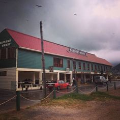 Mariner's Wharf in iKapa, Western Cape