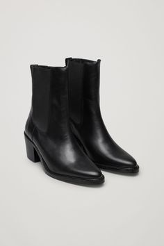 26f0d1374e9b1 zoomed image Leather Chelsea Boots