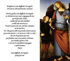 San Raffaele Arcangelo Oracle Cards, Madonna, Health Fitness, Love, Movie Posters, Christmas, Arch, Sky, Amor