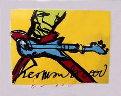 Guitarman by Herman Brood