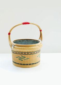 Wanzi Bamboo Basket