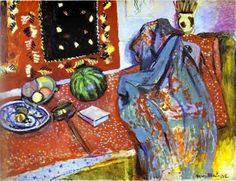 Анри Матисс - Восточные ковры, 1906