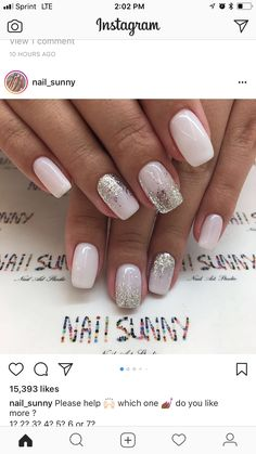 Friend Wedding, Nail Arts, Nail Designs, Nails, Beauty, Weddings, Friends, Fingernail Designs, Ongles