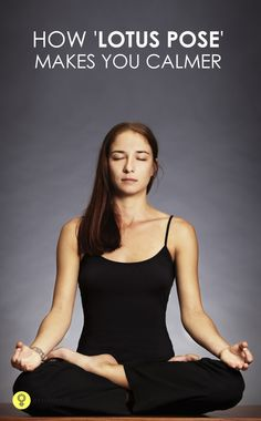 Padmasana is easy looking and simple pose that has many benefits. Here are the ...