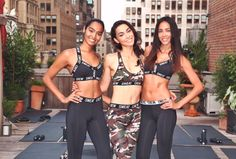 Adrianne Ho's exclusive 'Sweat Crew' Collection