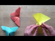 Easy Mini Notebook from ONE sheet of Paper - NO GLUE - Mini Paper Book DIY - Easy Paper Crafts - YouTube