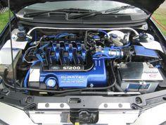 2000 Ford Mondeo ST200 HCZ 2440 spec engine