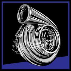 Garage Logo, Garage Art, Carros Turbo, Car Part Art, Car Tattoos, Turbo Car, Automotive Logo, Black Phone Wallpaper, Car Vector