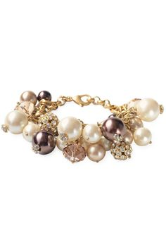 This bracelet is so NOT my style, but I love it anyway!