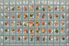 Danish Christmas seal 1954 Danish Christmas, Vintage Christmas, Seals, Postage Stamps, Finland, Winter, Cinderella, Letters, Illustrations