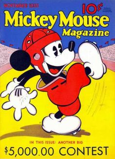 Mickey Mouse Magazine #3