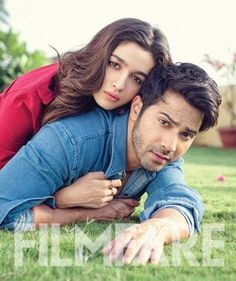 Varun- intimate scenes captured by 'Snakes' For the fourth time in the career history of Varun Dhawan and Alia Bhatt's life, the duo is again coming together on screen. The actors will be sharing the screen in the Karan Johar's ambitious project, Kalank. Bollywood Couples, Bollywood Stars, Bollywood Celebrities, Bollywood Actress, Bollywood Fashion, Indian Celebrities, Alia Bhatt Varun Dhawan, Alia Bhatt Cute, Wedding Couple Poses