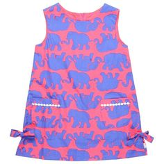 Lilly Pulitzer Kids Little Lilly Classic Shift (Toddler/Little Kids/Big Kids)