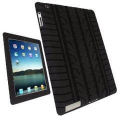Silicone Skin Case Cover for Apple iPad 2 & NEW iPad 3