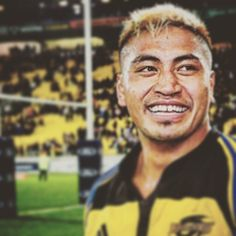 Jerry Collins All Black